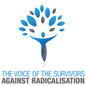 Logo - The Voice Or Survivors Against Radicalisation